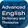 Advanced English Dictionary and Thesaurus with Audio - the most comprehensive and accurate reference with more than 1.4 million words