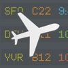 FlightBoard – Live Flight Departure and Arrival Status for iPhone / iPad