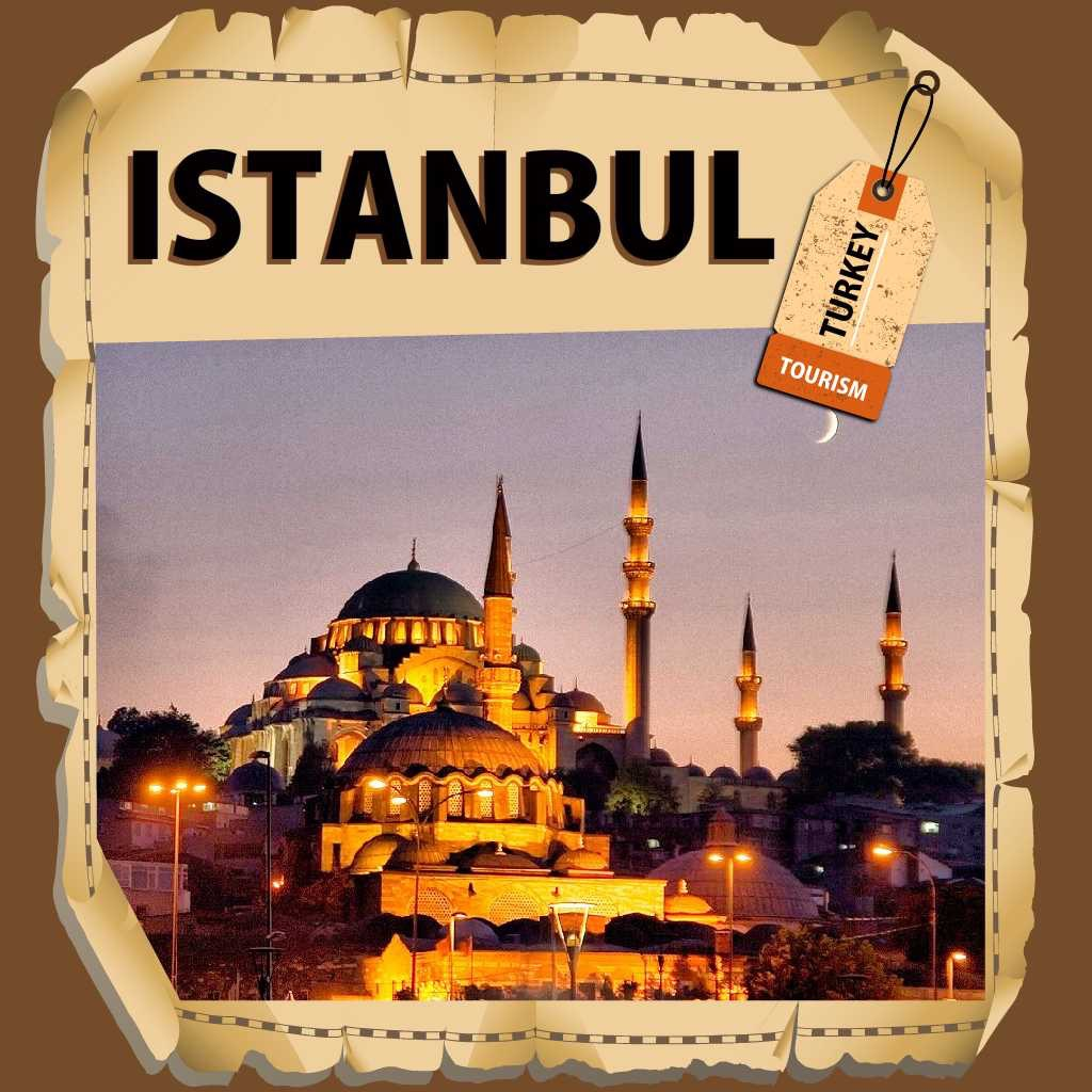 Istanbul OfflineMap Visitors Guide