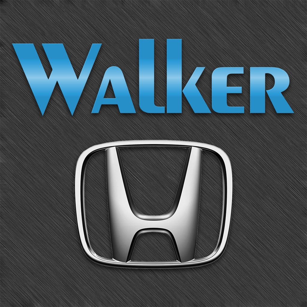 Walker Honda Dealer App   FREE iPhone & iPad app market