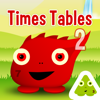 KeyStageFun - Squeebles Times Tables 2 artwork