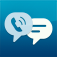 Text Me 2 Free Texting with Voice and Video Call app icon