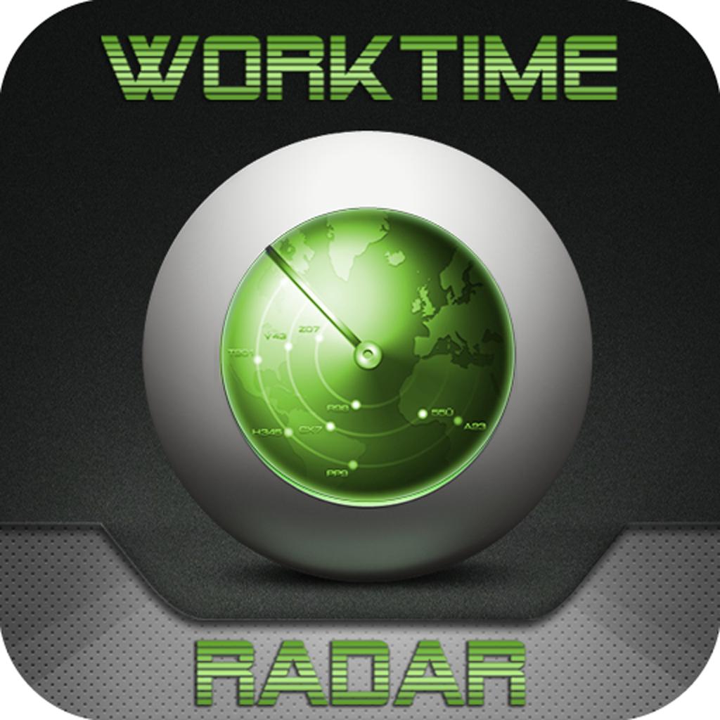 WorkTime Radar - iPhone