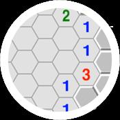 Crossoft Minesweeper - Hexagon