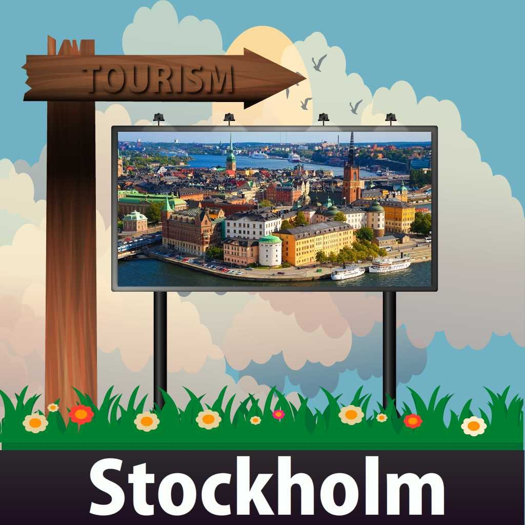 Stockholm Travel Guide - Offline Map