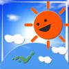 テンキくん - 週間天気予報を即座にチェックできるアプリ - Mocology