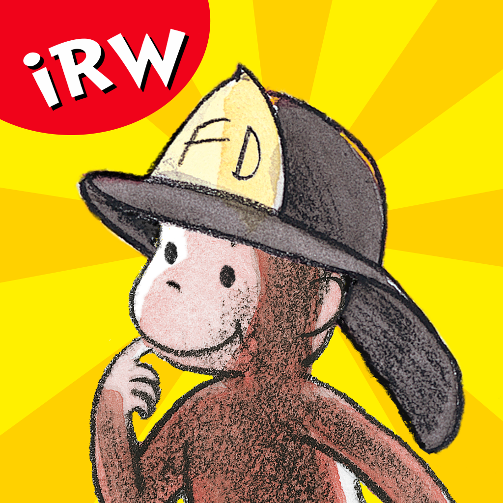 Curious George and the Firefighters by i Read With
