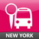 NYC Bus Checker - Free Live Bus Times and Route Maps for New York City
