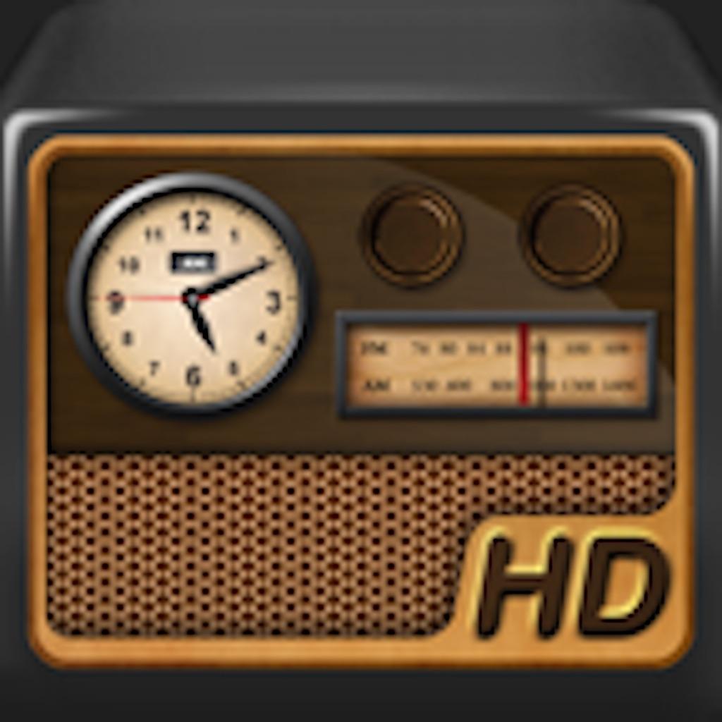 收音机闹钟HD – 多功能经典收音机