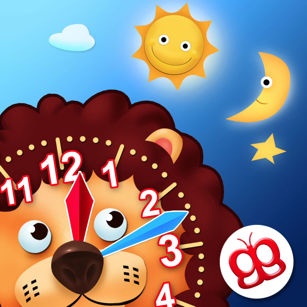 재밌는 시간 배우기 - GiggleUp Kids Apps And Educational Games P...
