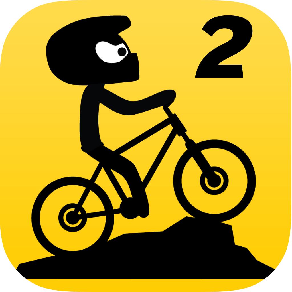 Rider 2 Draw On Canvas Ride Defy Gravity Free Iphone Ipad App