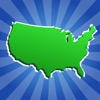 Geography Duel - Two Player Split Screen World Trivia Game for Kids and Adults