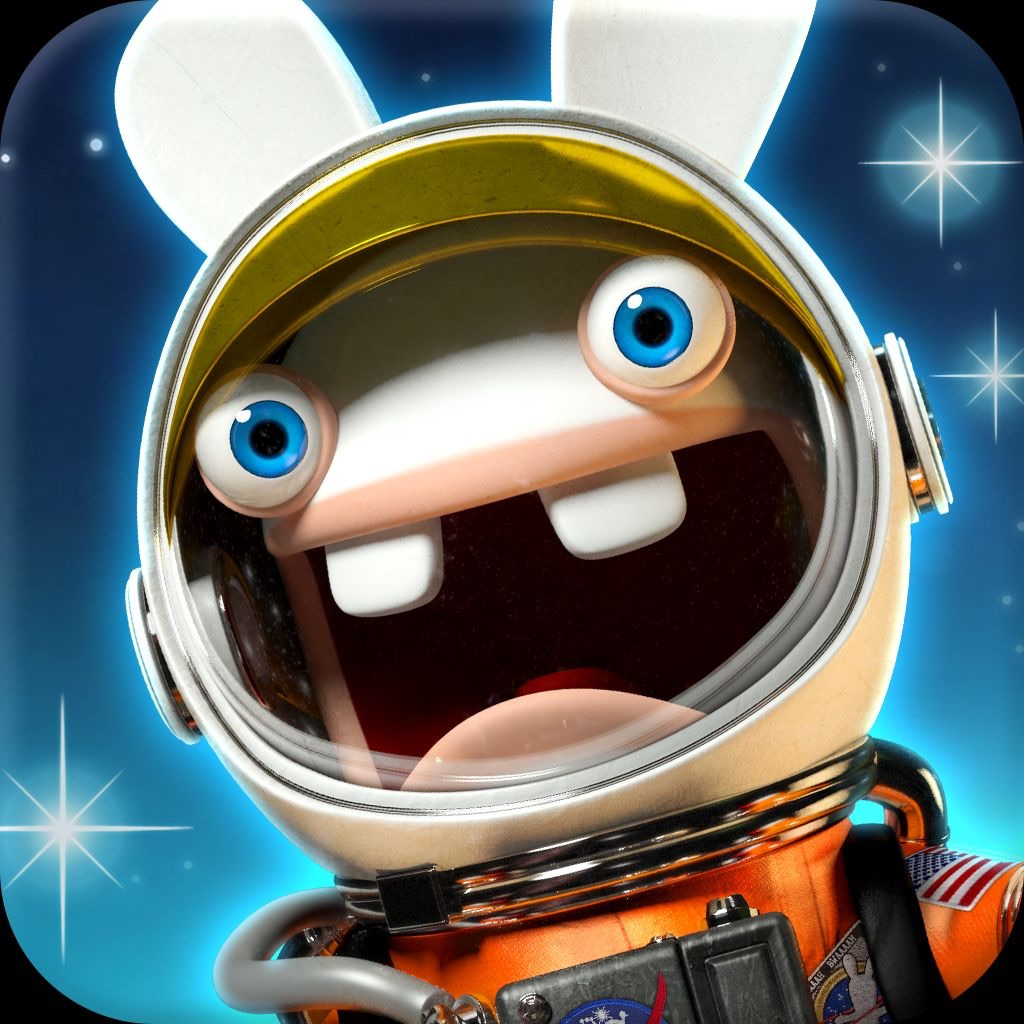Rabbids Big Bang - Ubisoft