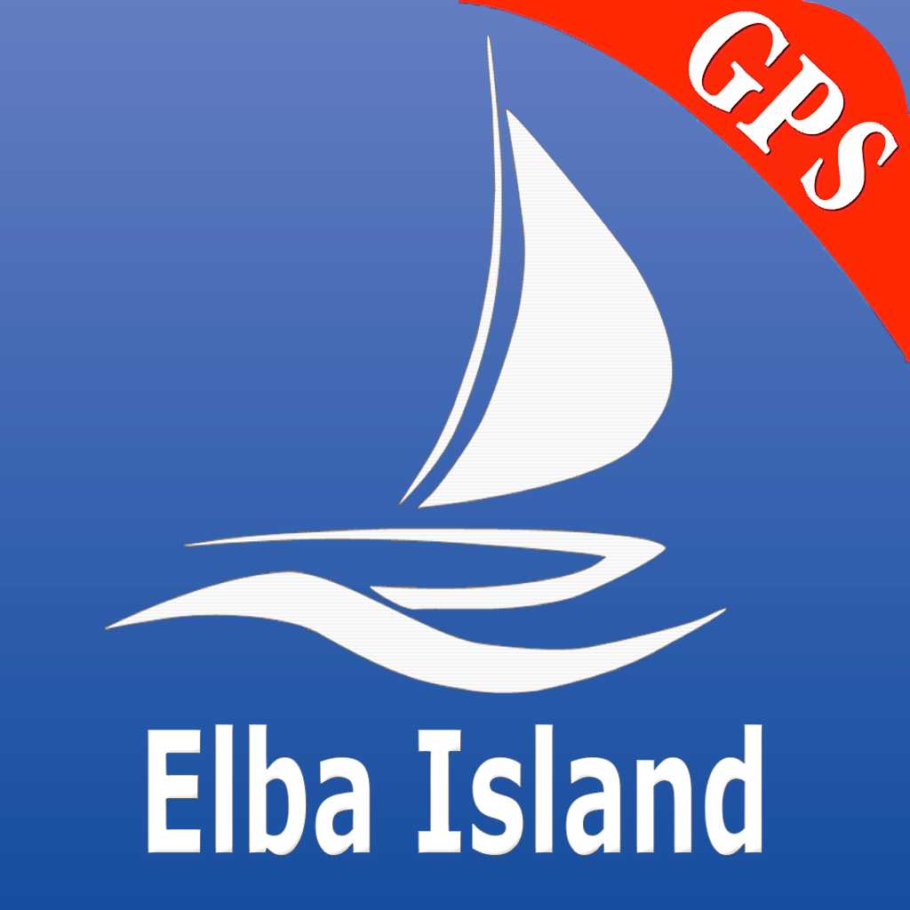 Elba Island GPS Nautical charts