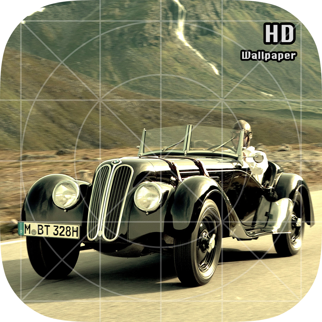 Vintage And Classic Cars Hd Wallpaper Free Iphone Ipad App Market
