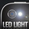 LED Light - for iPhone4, 4S, 5 LED フラッシュライト - BLUE WIND