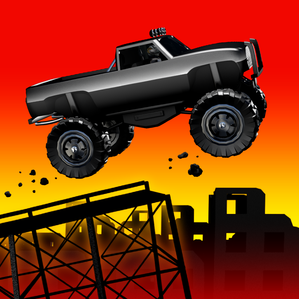 Uber Racer 3D Monster Truck Nightmare - Mad Processor GmbH