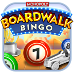 Boardwalk Bingo: A MONOPOLY Ad... app for ipad