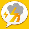 雷アラート: お天気ナビゲータ