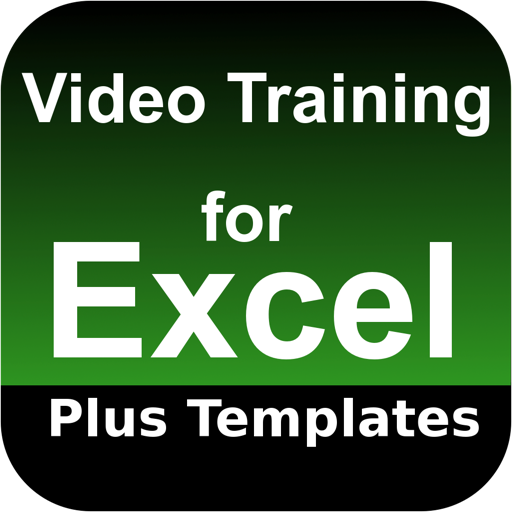 Video Training for Excel - with Templates