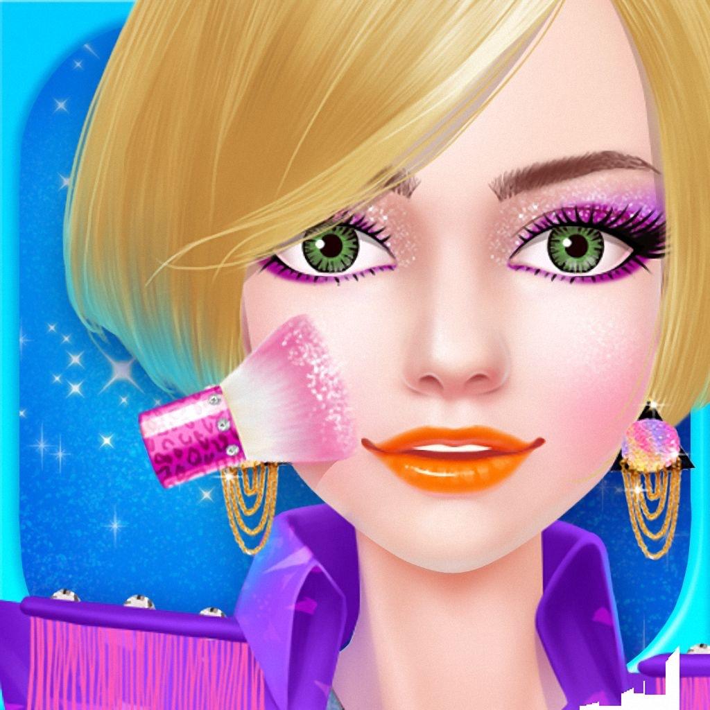 Beauty Salon -Spa & Salon Day: Dress Up, Make Up, Photo ...
