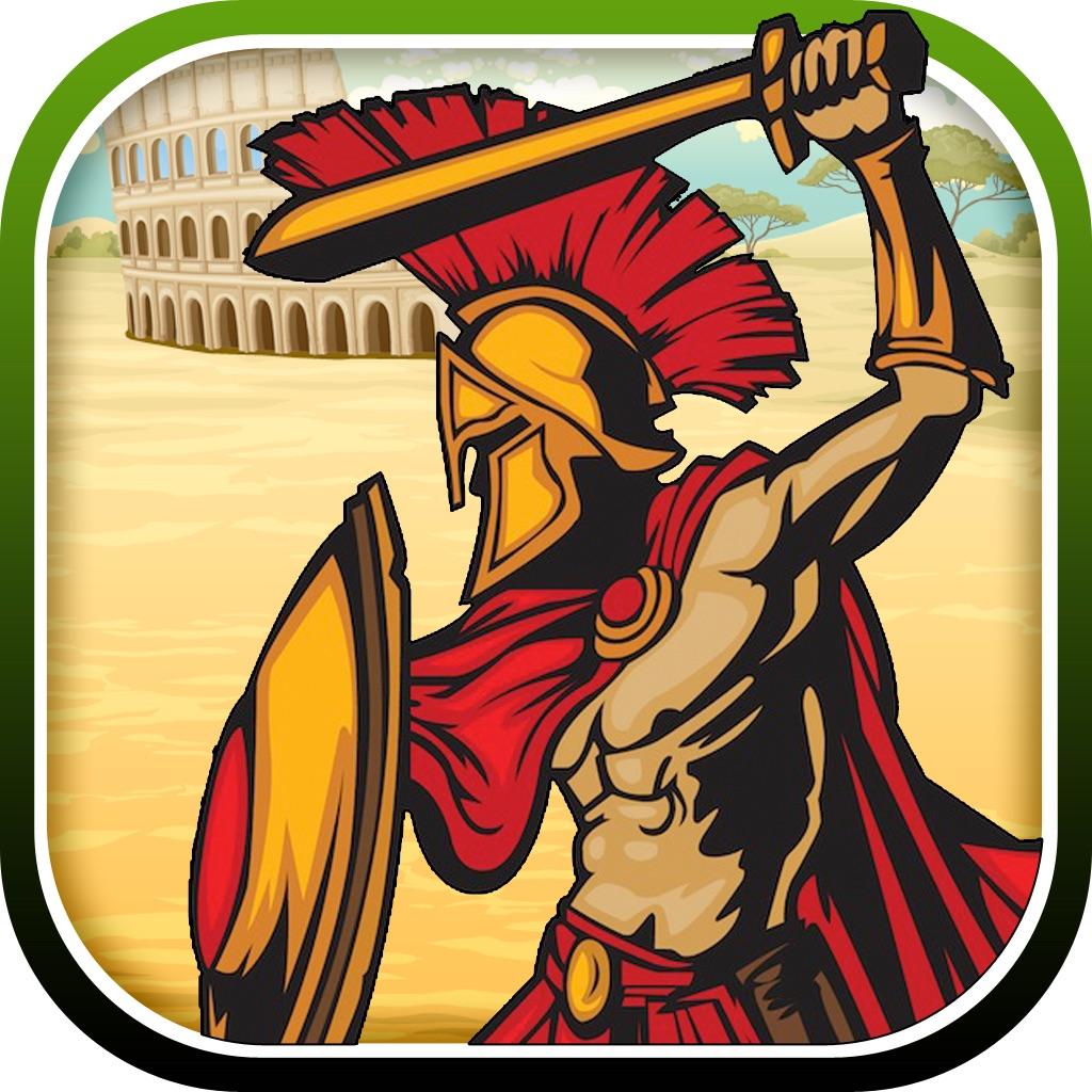 No Blood No Glory! - Gladiator Hero Run - Free