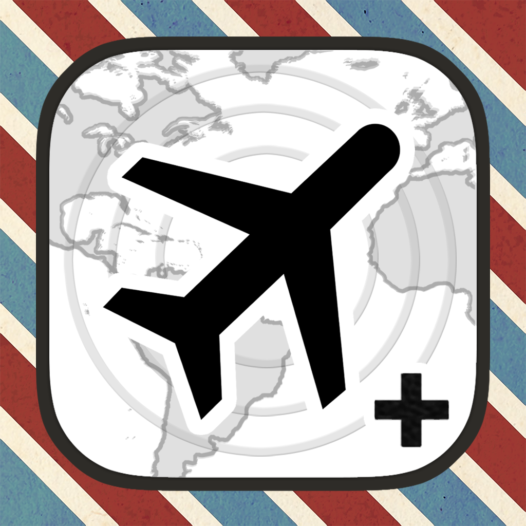 Flight+ - Track Live Flights - Flight Board