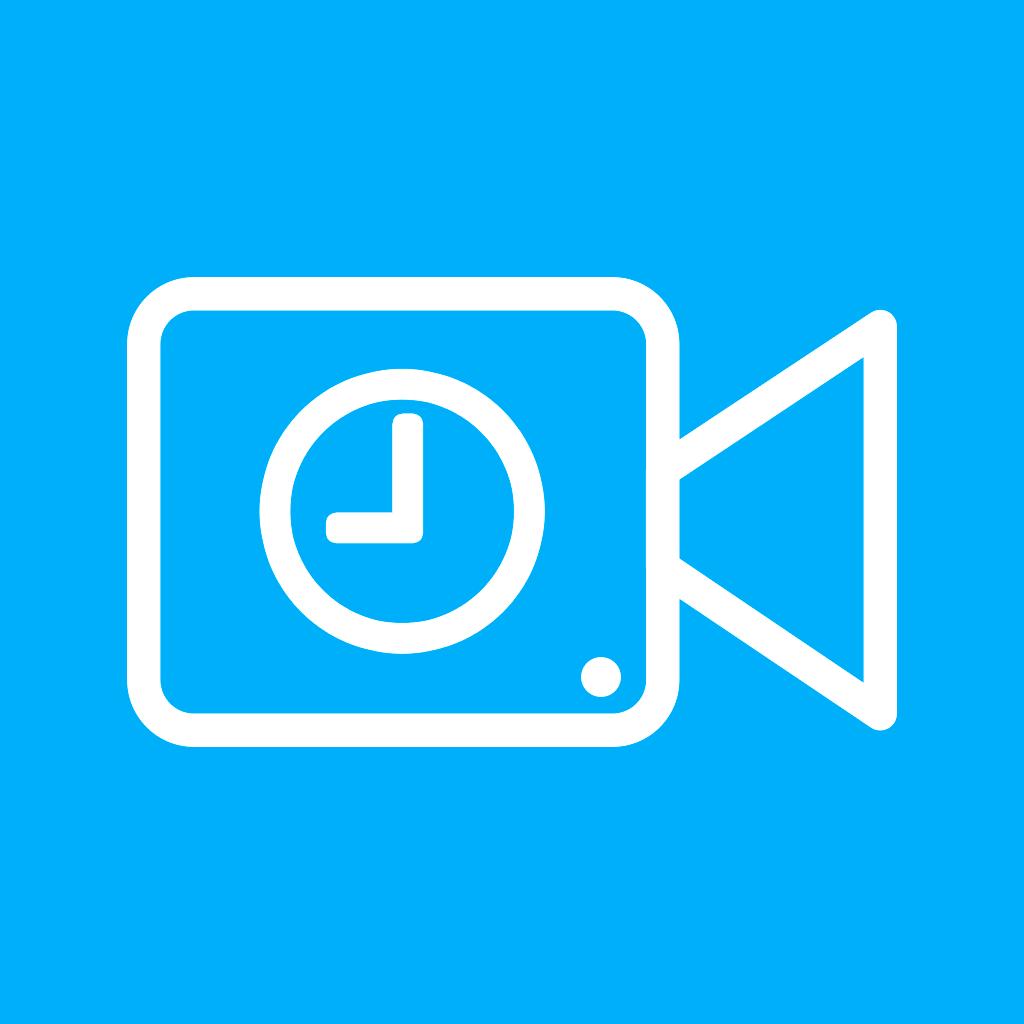 从你的设备上即时创建出炫目的16:9高分辨率慢速摄影视频。无需电脑,无需等待。立刻回放。你可用来创建朋友们会喜欢的精彩影片或在Youtube,Facebook及Co.与世界各地的朋友们分享。使用iMovie可在设备上添加主题、标题及过渡。 你想知道你的宠物或者你的保姆在你不在家的时候在做什么吗?你家附近在发生哪些事情?你想把日出和日落压缩到一分钟视频里吗?你想拥有无穷多的可能性吗?慢速摄像机可以自动捕捉图像,即刻创建出一个非常棒的慢速视频。马上来试用一下吧! 特点:  支持16:9比例、高达1080p分辨