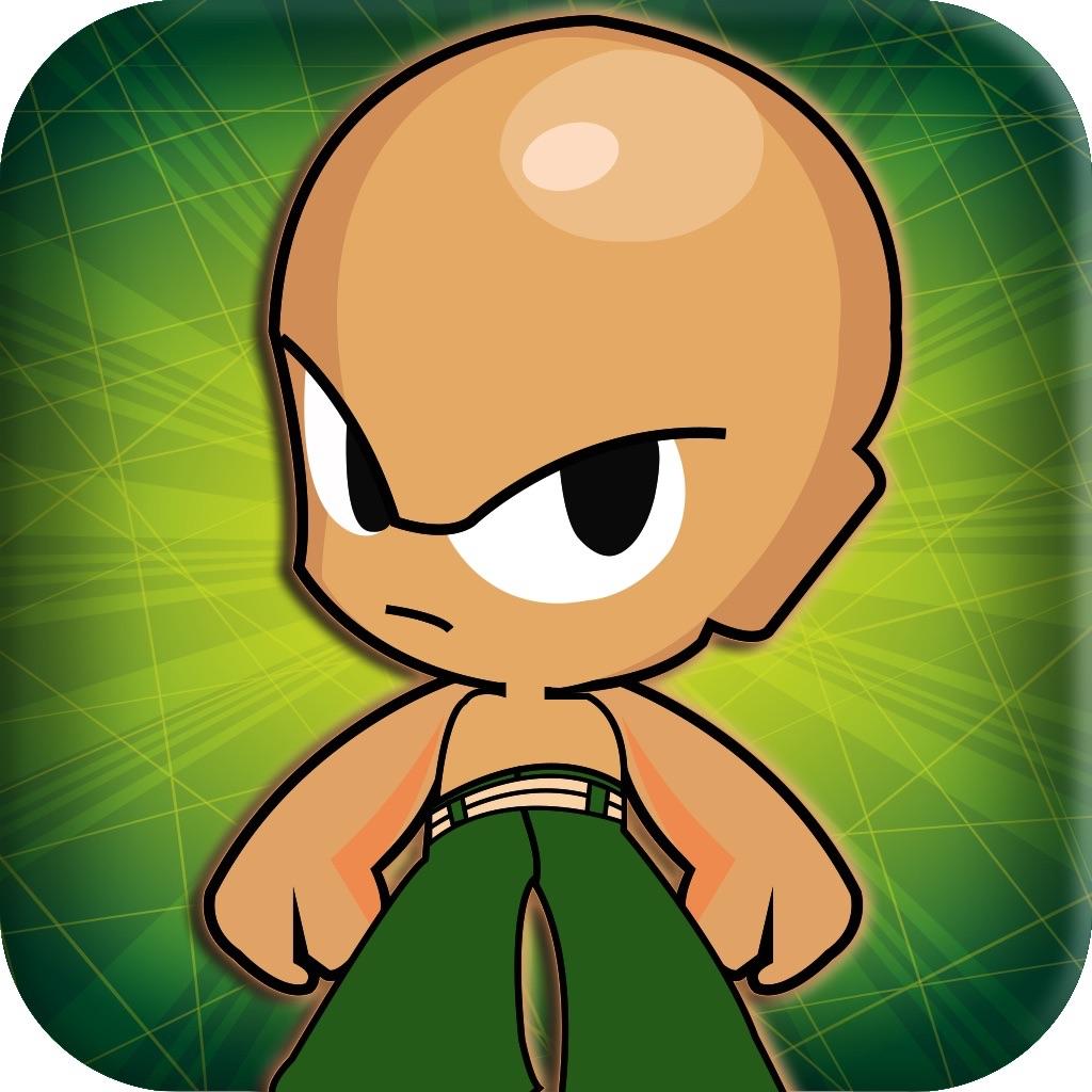 Крошечные мастера каратэ - Эпический Прыжки Воин