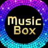 サクサクMusicBox アーティスト丸ごと聴き放題!音楽聴き放題の音楽プレイヤー