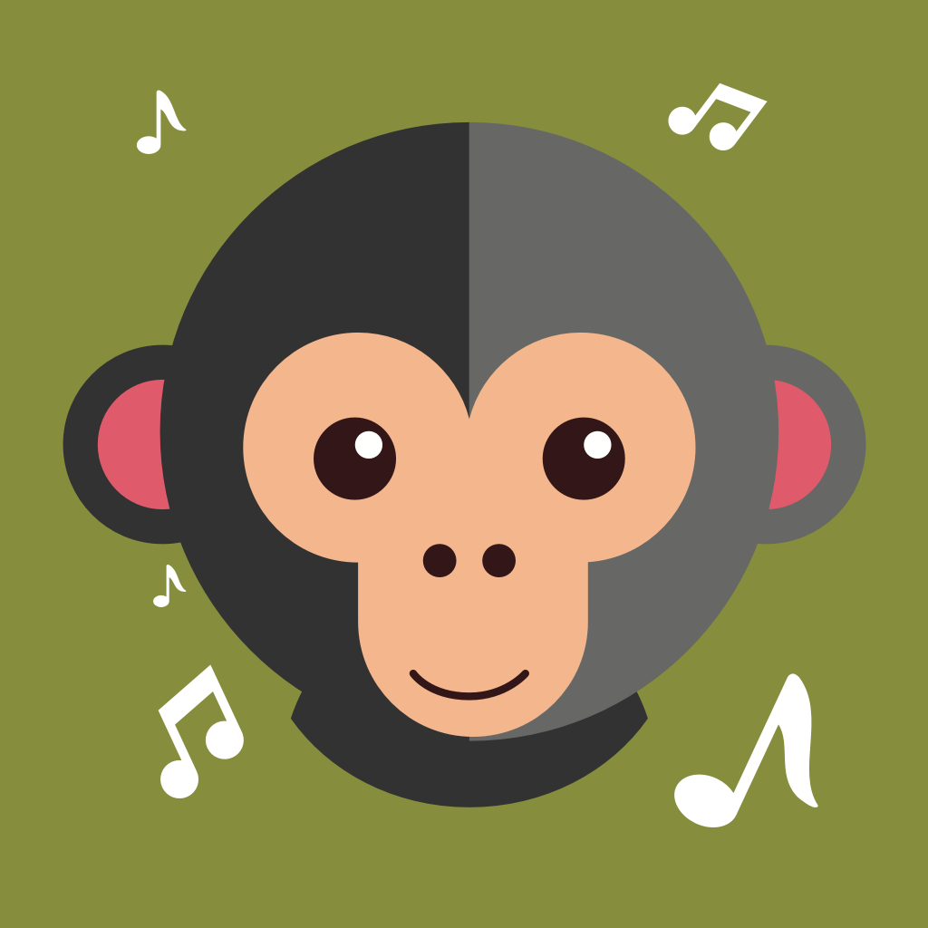 Animal Conga: Jungle - Listen and repeat animal sounds in Animal Kingdom