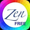 Zen Clock Free - Live Desktop Wallpaper For Mac