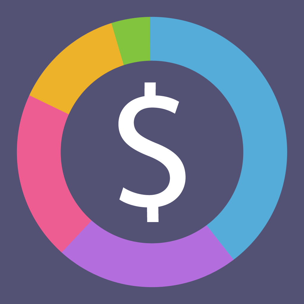 Expenses OK - the excellent expense tracker (its handy widget...