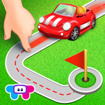 Tiny Roads - Vehicle Puzzles f... app for ipad