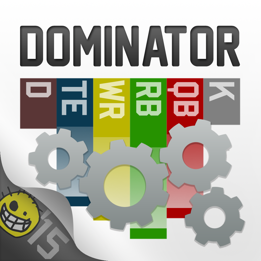 Footballguys Fantasy Football Draft Dominator 2015