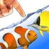 Fish Fingers! 3D Interactive Aquarium for iPhone / iPad