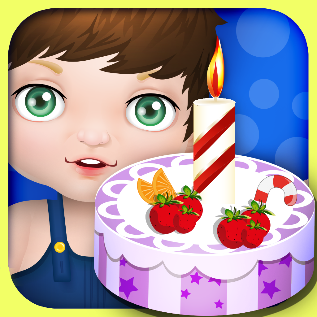 Baby Birthday Cake Maker Cooking Games Free Iphone Ipad App Market
