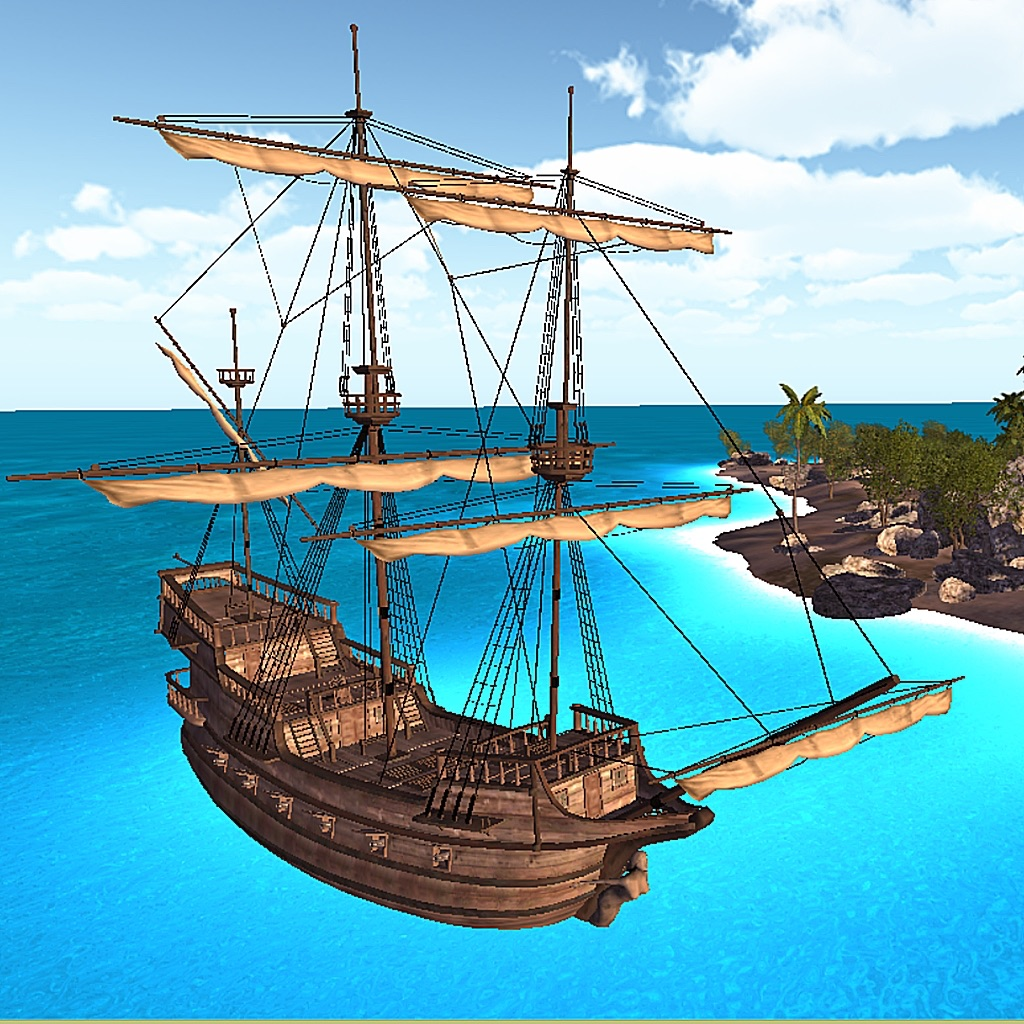 The Lost Treasure Island 3D - Escape Adventure Puzzle Game