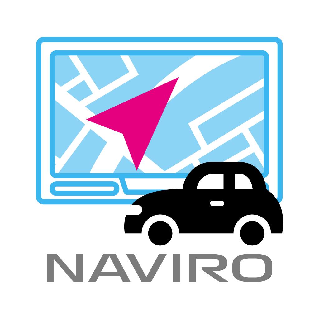 【無料カーナビ】ナビロー ~渋滞回避、ドライブレコーダー付ナビアプリ~