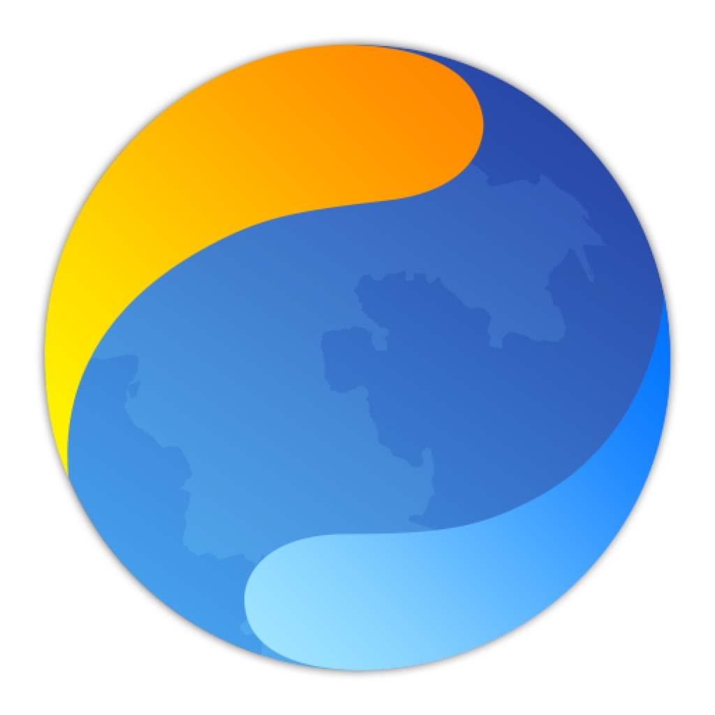 Mercury Browser Pro - The best web browser for iOS (AppStore Link)