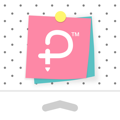 Pastel Sticky Notes - Cute Colors Sticky Notes and Memos Today's Notification Widget for iOS 8
