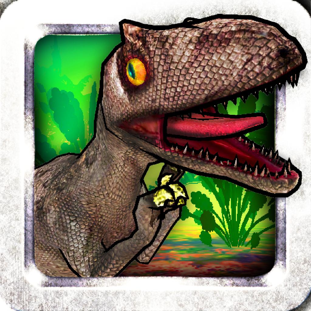 Jurassic Raptor Revenge 3D - Dinosaur Horror Game