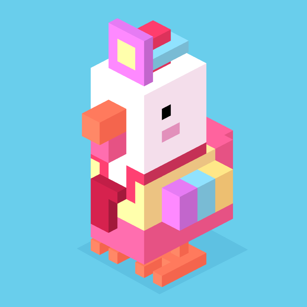 Crossy Road – Endless Arcade Hopper