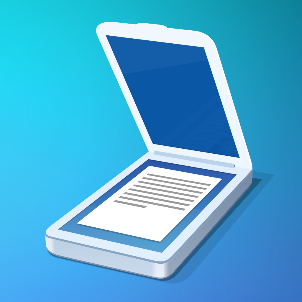 Scanner Mini - scan documents into PDF for free