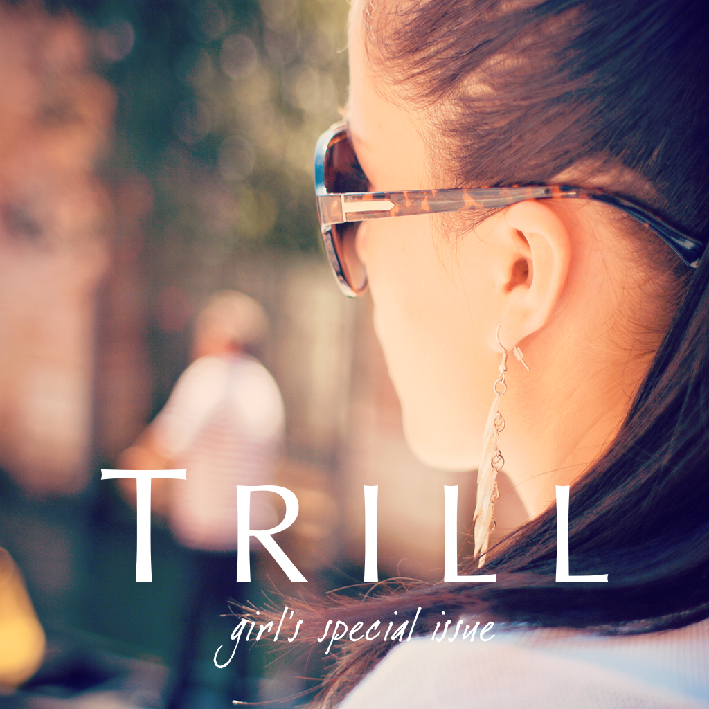 No.1女性向けトレンド情報-TRILL(トリル)-