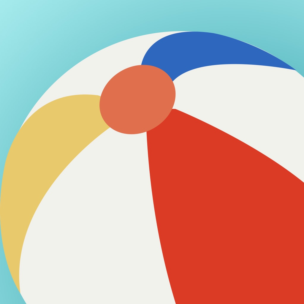 Summer Beach Ball Champion: Tap to Bounce, Avoid the Spikes!