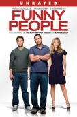 Judd Apatow - Funny People (Unrated) [2009]  artwork