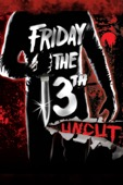 Sean S. Cunningham - Friday the 13th (Uncut Version) [1980]  artwork