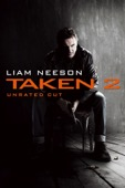 Olivier Megaton - Taken 2 (Unrated Cut)  artwork