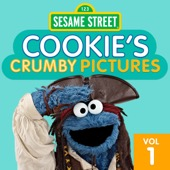 Sesame Street - Sesame Street, Cookie's Crumby Pictures Collection  artwork